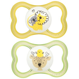 MAM Air Pacifier - 6+ months - 02224 - Assorted