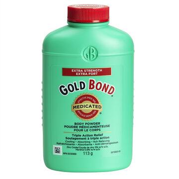 Gold bond medicated body powder extra strength 113g london drugs - Geldt bold ...