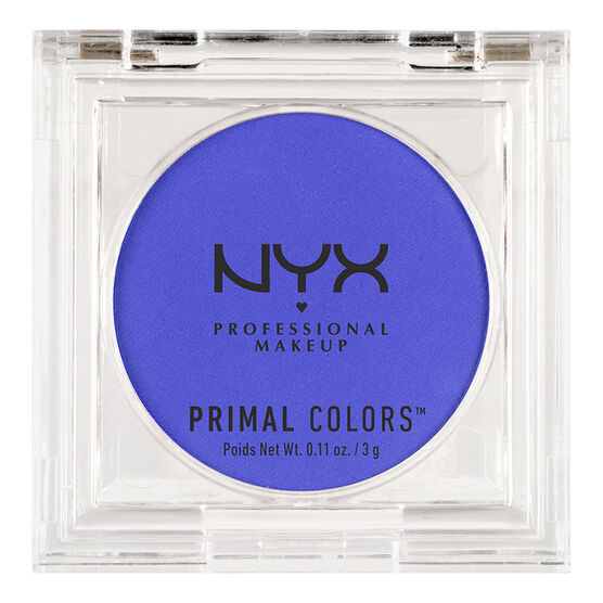 NYX Primal Colors - Hot Blue