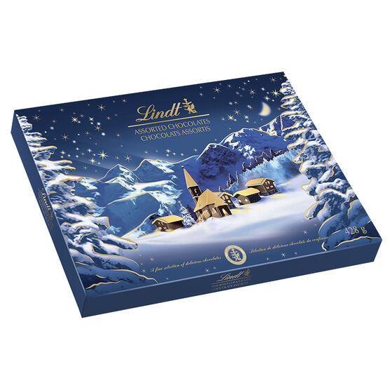 Lindt Assorted Chocolate Box - 428g