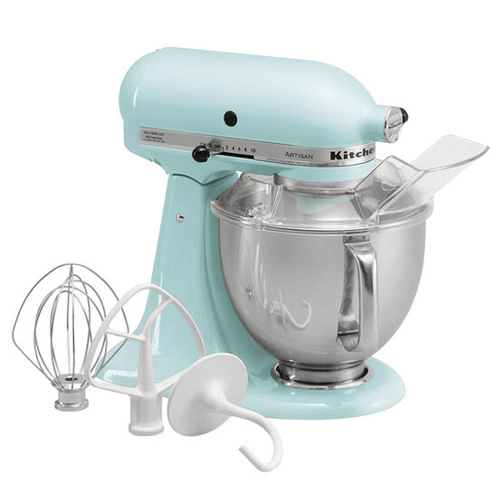 KitchenAid Artisan Series 5 quart Stand Mixer - Ice Blue - KSM150PSIC