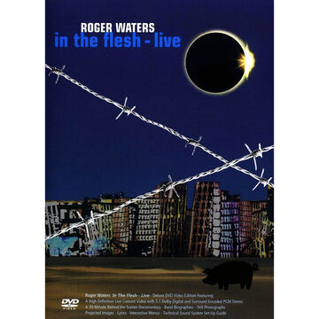 Roger Waters - In The Flesh - Live - DVD
