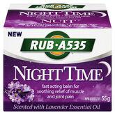 RUB A535 Night Time Balm - Lavender - 50g