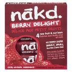 Eat Nakd - Berry Delight - 4 x 35g