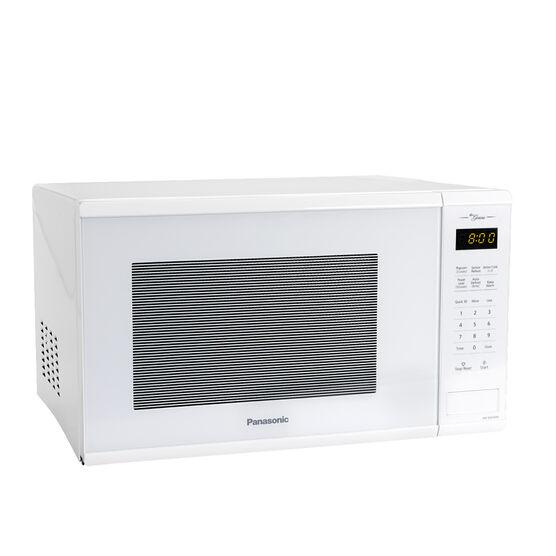 Panasonic 1 3 Cu Ft Genius Microwave White London Drugs