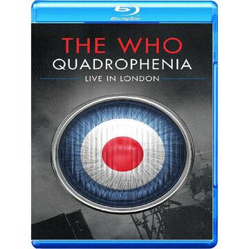 The Who Quadrophenia: Live in London - Blu-ray