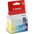 Canon CL-41 Ink Cartridge - Colour - 0617B002