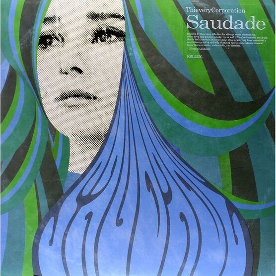 Thievery Corporation - Saudade - Vinyl