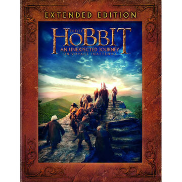 The Hobbit: An Unexpected Journey: Extended Edition - DVD + UltraViolet/Digital Copy