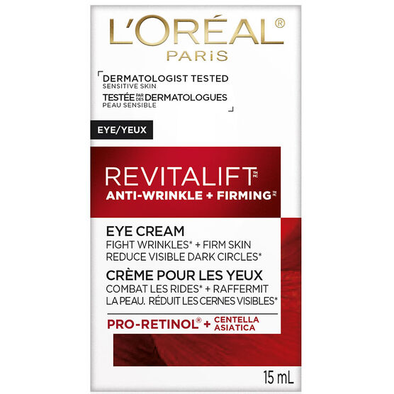 L'Oreal Dermo-Expertise Advanced Revitalift Eye - 15ml