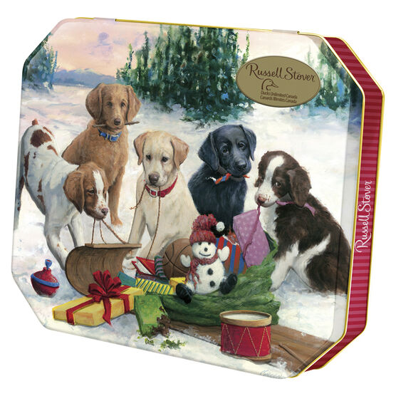 Russell Stover Ducks Unlimited Tin - 284g