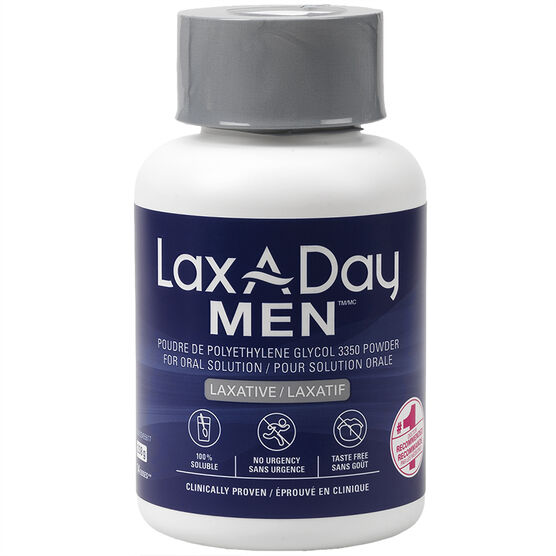 Lax A Day Men Laxative - 283g