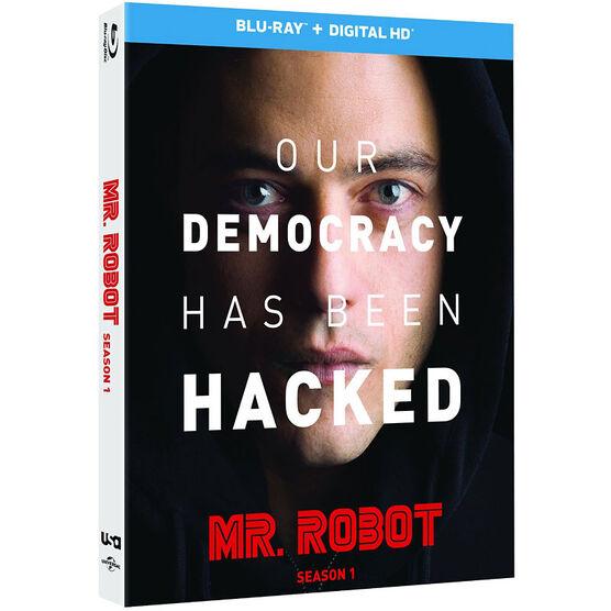 Mr. Robot: Season 1 - Blu-ray