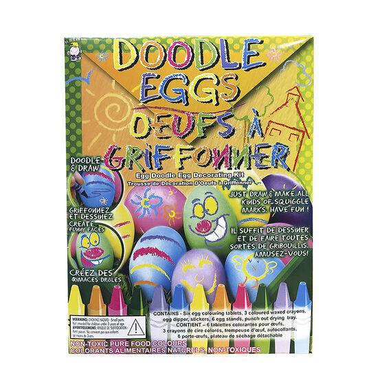 Easter Egg Doodle Kit