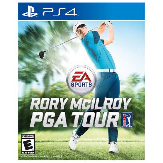 PS4 Rory McIlroy PGA Tour