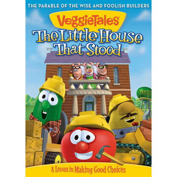 VeggieTales - The Little House That Stood - DVD