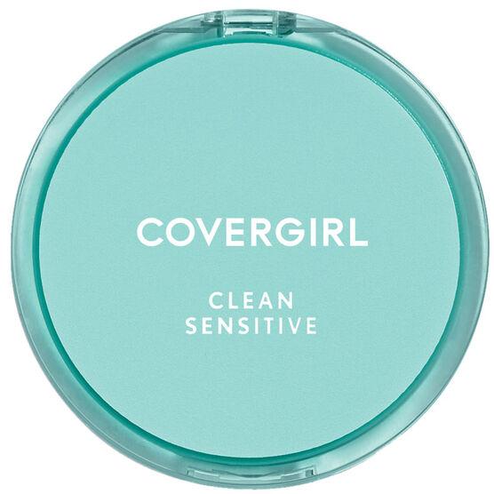 CoverGirl Clean Pressed Powder - Sensitive Skin - Classic Beige