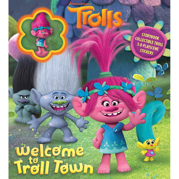 Welcome to Troll Town