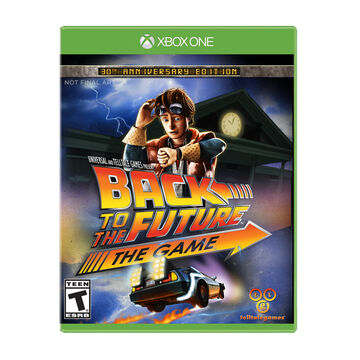 Xbox One: Back to the Future: 30th Anniversary Edition
