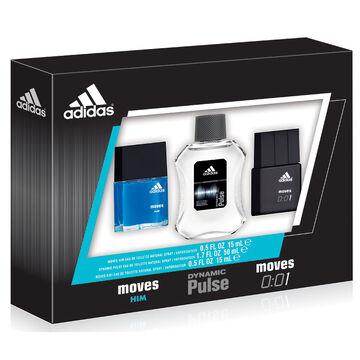 Adidas Omni Gift Set for Men - 3 piece