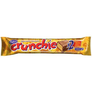 Cadbury Crunchie Chocolate Bar - 66g