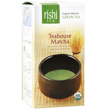 Rishi Tea - Teahouse Matcha - 20g