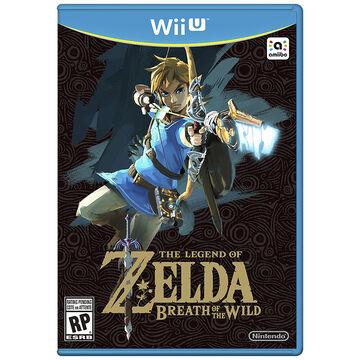 PRE-ORDER: Wii U The Legend Of Zelda: Breath of the Wild