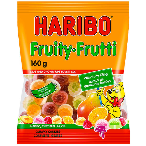 Haribo Fruity-Fruitti - 160g