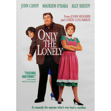 Only The Lonely - DVD