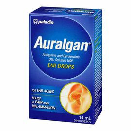 Auralgan Ear Drops - 14ml