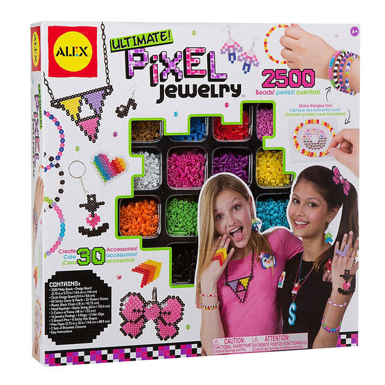 Alex Ultimate Pixel Jewelry Kit