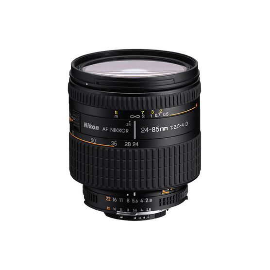 Nikon AF Zoom-Nikkor 24-85mm f/2.8-4 D IF Lens
