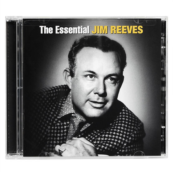 Jim Reeves - The Essential Jim Reeves - 2 Disc Set