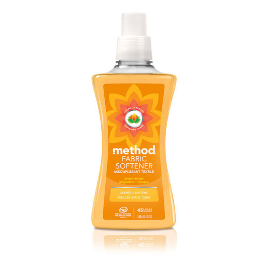 Method Fabric Softener - Ginger Mango - 1.58L