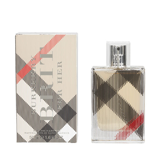 Burberry Brit Eau de Parfum Natural Spray - 50ml