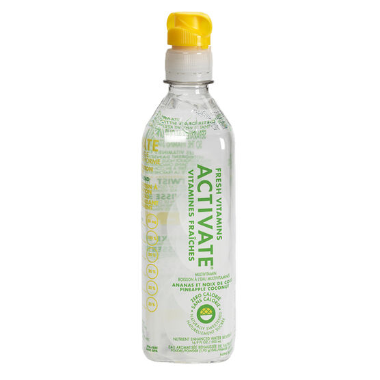 Activate Water - Pineapple Coconut - 500ml
