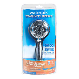 Waterpik Twin Shower Head - DSL-653