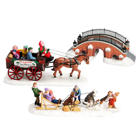 Lexmark Village Table Accents - Assorted