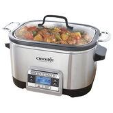 Crock-Pot Multi-Cooker - 6 quart - CKCPSCMC6-033