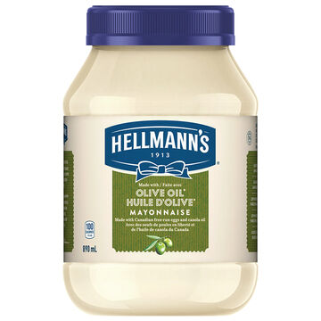 Hellmann's Olive Oil Mayonnaise - 890ml