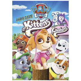 PAW Patrol: Pups Save the Kittens - DVD
