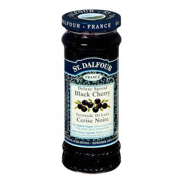 St. Dalfour Deluxe Spread - Black Cherry - 255ml