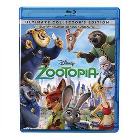 Zootopia - 3D Blu-ray