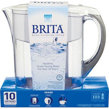 Brita Grand Pitcher - 10 cup