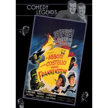 Abbott and Costello Meet Frankenstein - DVD