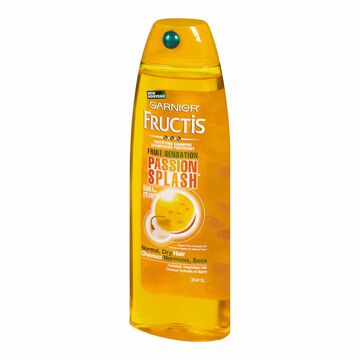 Garnier Fructis Fruit Sensation Passion Splash Shampoo - 384ml