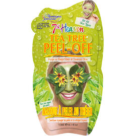 Montagne Jeunesse 7th Heaven Tea Tree Peel-Off Mask - 15ml
