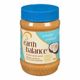 Earth Balance Coconut and Peanut Spread - 500g