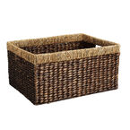 London Drugs Water Hyacinth Seagrass Basket - Rectangle