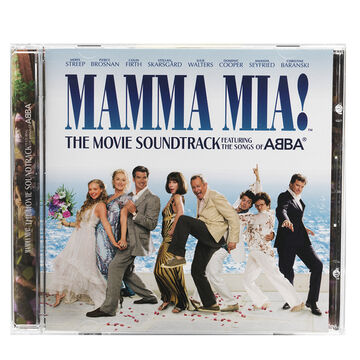 Soundtrack - Mamma Mia - CD